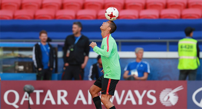 Фото №1 - Новая Зеландия — Португалия: прогноз на матч Кубка конфедераций