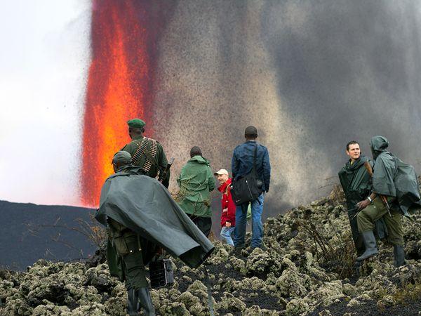 Фото №1 - Отдых на вулкане