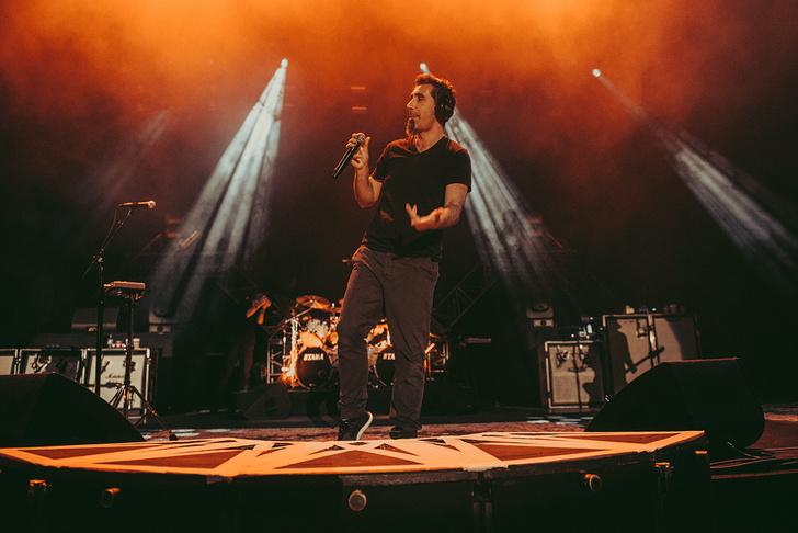 Фото №18 - System of a Down — бесплатный концерт без звука от главной армянской рок-группы Вселенной