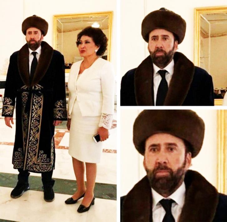 Фото №2 - 5 звезд, выступавших перед диктаторами, и как им (звездам, а не диктаторам) за это влетело