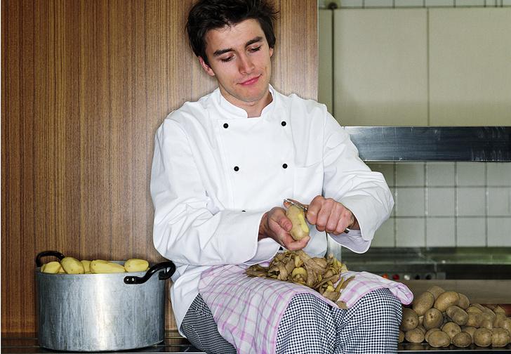 Фото №1 - Как приготовить картофельные, яблочные, огуречные и прочие очистки