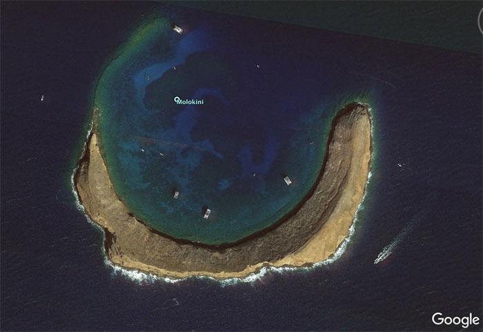 Фото №20 - 20 необычных мест, найденных на Google Earth