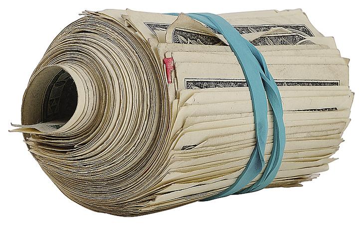 Фото №1 - За последние 10 лет оборот наличных денег только увеличился