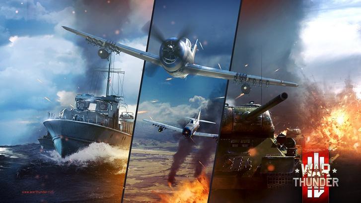 Фото №1 - 6 причин срочно начать играть в War Thunder