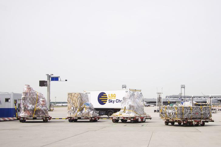 Фото №7 - Затерянный в терминале. Что можно увидеть, заблудившись в крупнейшем аэропорту Европы