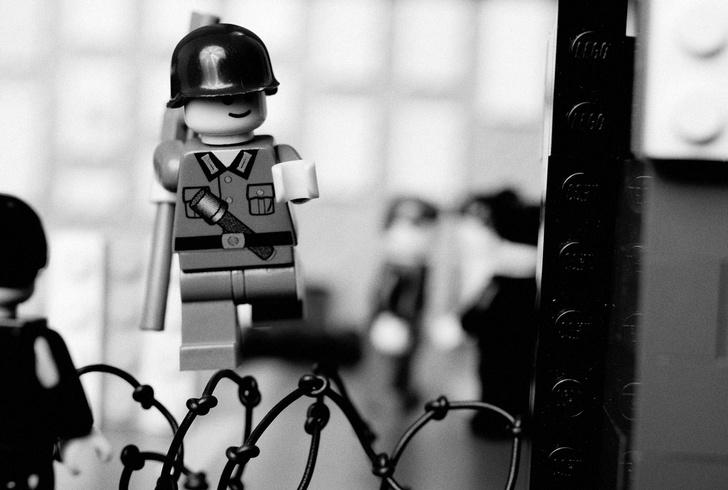 Фото №7 - Классика Lego