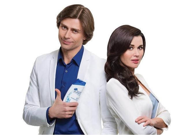 Анастасия Заворотнюк и Петр Чернышев рассказали, как без обид распрощаться с перхотью