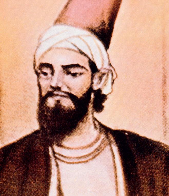 Омар Хайям и алкоголь