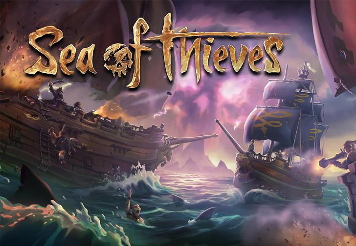 Три тысячи чертей на румбу! Игра Sea of Thieves поступила в продажу!