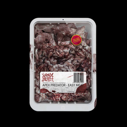 Napalm Death Apex Predator - Easy Meat