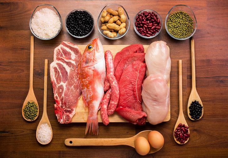 Фото №1 - В каких продуктах содержится белок?