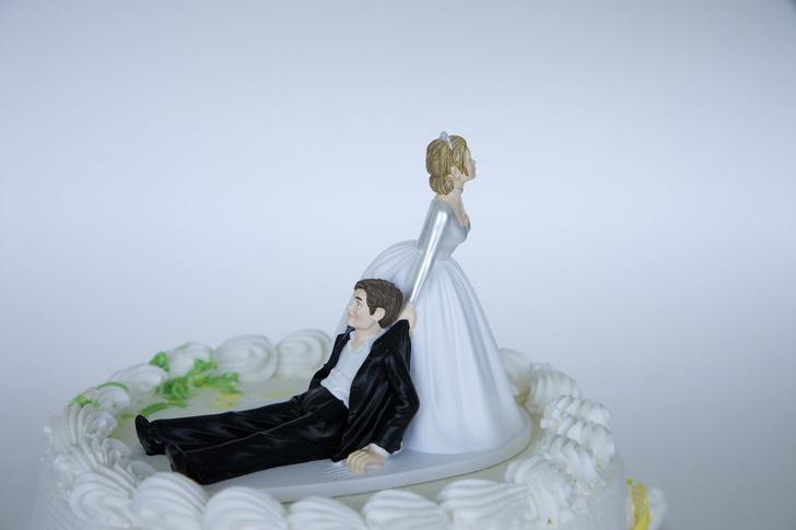 Фото №1 - 8 спонтанных и дерзких побегов со свадьбы