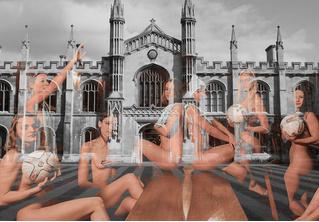 Студентки Кембриджа разделись для календаря