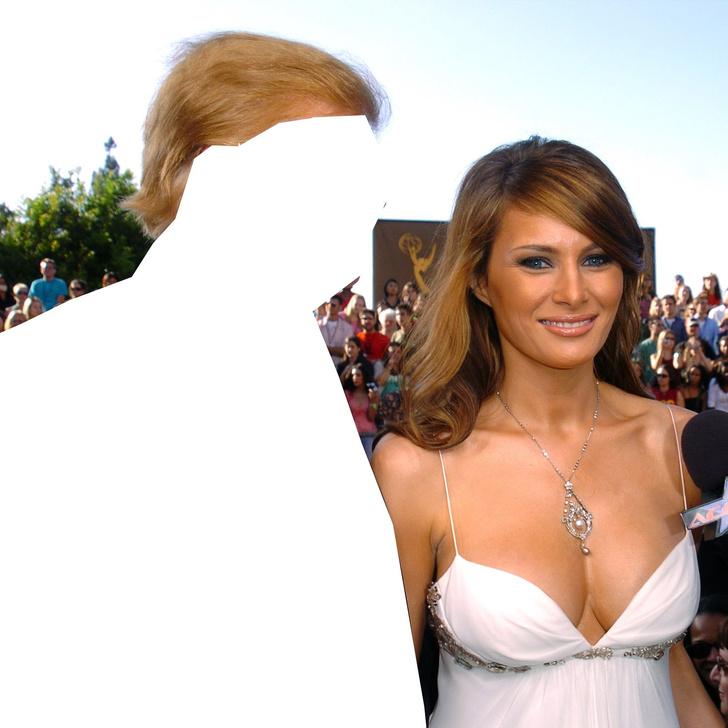 Жена Дональда Трампа