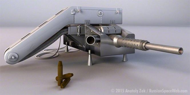 Фото №4 - Первое советское космическое оружие: как была создана орбитальная пушка Р-23М «Картечь»