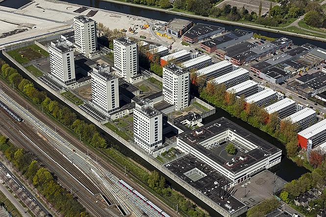 Фото №7 - Из-за дефицита уголовников нидерландские тюрьмы переделывают в отели
