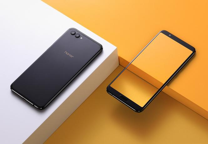Honor View 10: смартфон с искусственным интеллектом