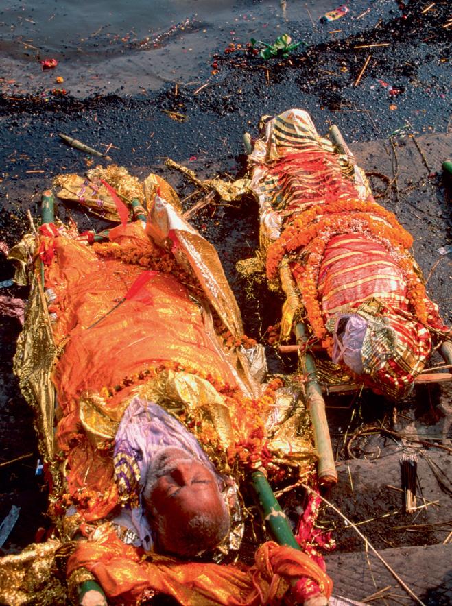 Индийская «столица смерти»