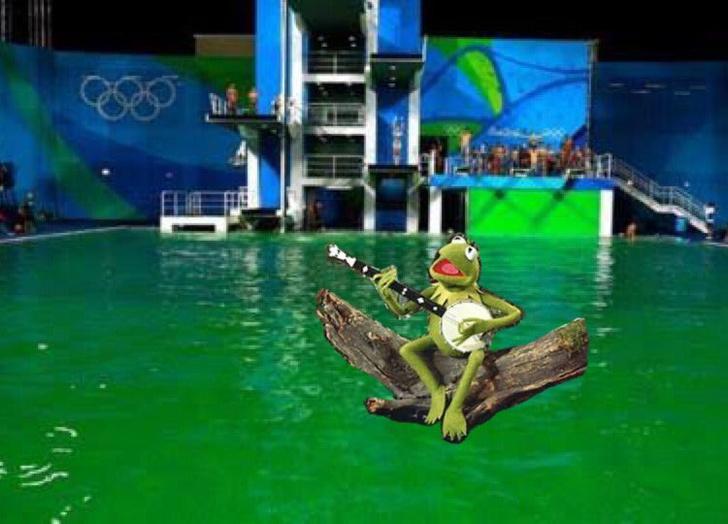 Фото №6 - Лучшие шутки про Олимпийские игры 2016