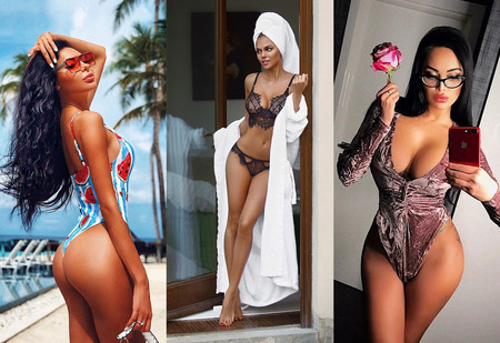 Самые популярные в «Инстаграме» российские модели
