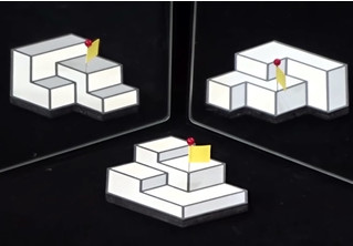 Победители конкурса  «Лучшие оптические иллюзии 2018 года»