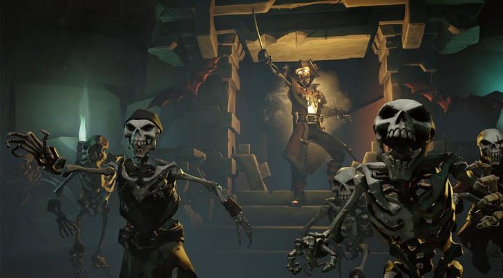 Главная пиратская игра весны Sea of Thieves и еще пять ретро игр, если ее покажется мало