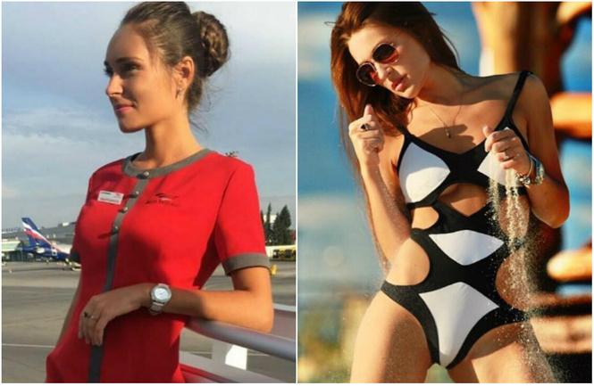 Стюардесса недели: Маргарита Студенкова из Red Wings!