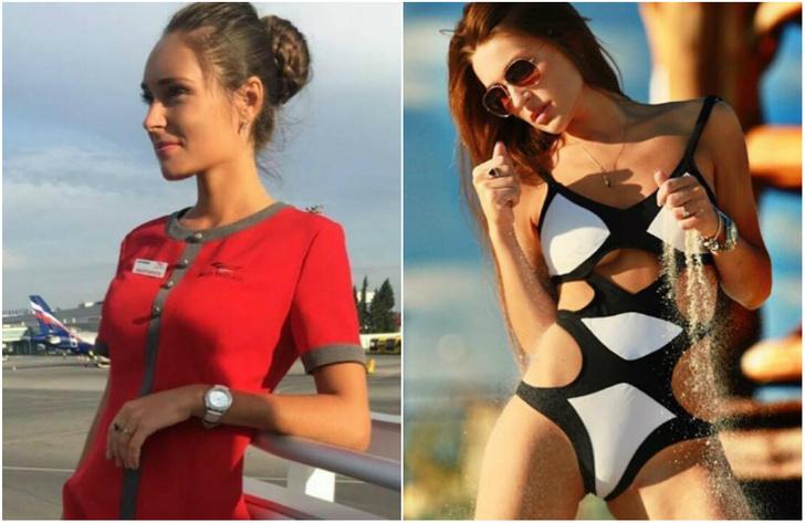 Фото №1 - Стюардесса недели: Маргарита Студенкова из Red Wings!