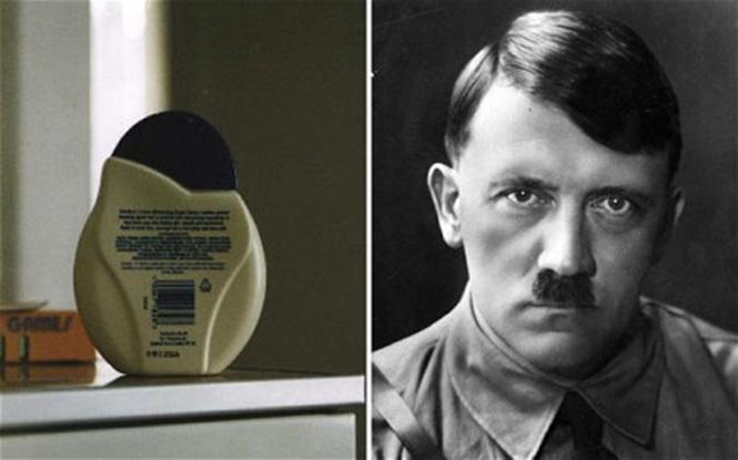 Лосьон, похожий на Гитлера