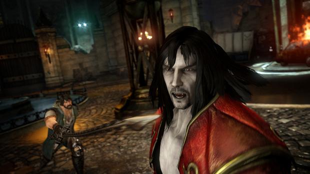 Фото №5 - Почему новый вампирский слэшер Castlevania: Lords of Shadow 2 ничем не хуже всех известных фильмов о кровопийцах