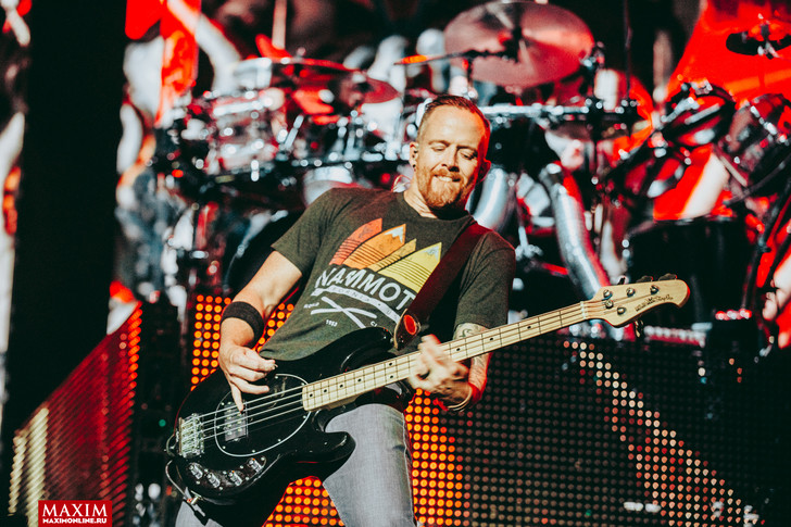 Фото №25 - Вопли рока. Что творилось на концерте Linkin Park