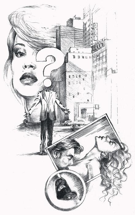 Таинственные секреты женской загадочности