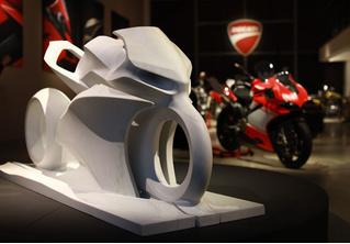 Мотоциклы Ducati оккупировали музей