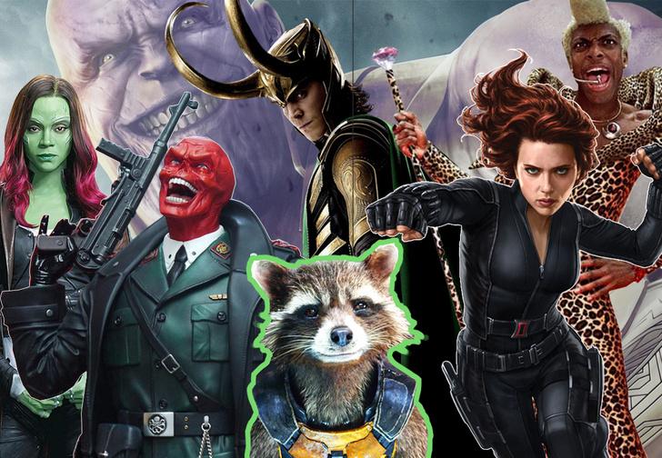 Фото №1 - Все супергерои, которые появятся в новых «Мстителях»