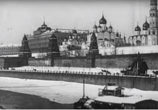 Видео Москвы, снятое 111 лет назад, которое поможет перенестись в прошлое
