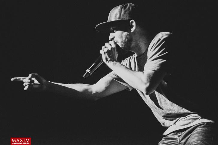 Фото №28 - Вопли рока. Что творилось на концерте Linkin Park