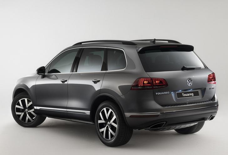 Фото №6 - Представлен новый Volkswagen Touareg. И это повод бежать за нынешним поколением прямо сейчас