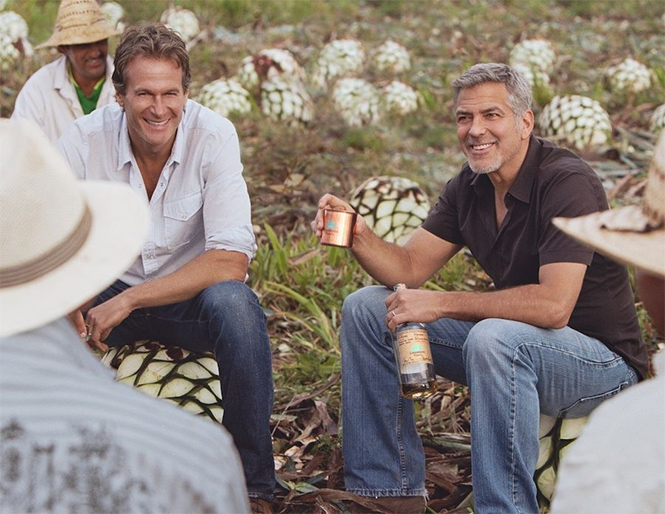 Фото №2 - Джордж Клуни вчера заработал миллиард долларов. Без всякого кино