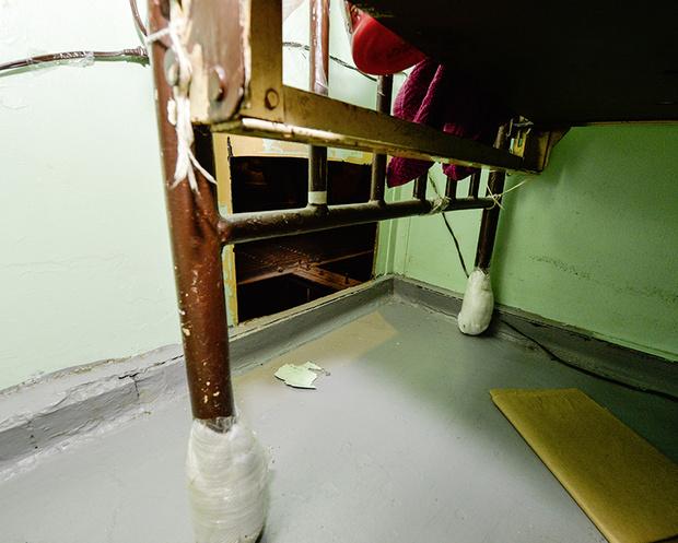 Фото №7 - Труба зовет: реальная история, ставшая основой сериала «Побег из тюрьмы Даннемора»