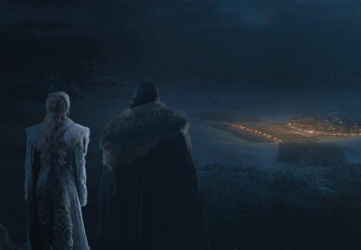 Фото №6 - HBO выложил фото из третьей серии финала «Игры престолов»