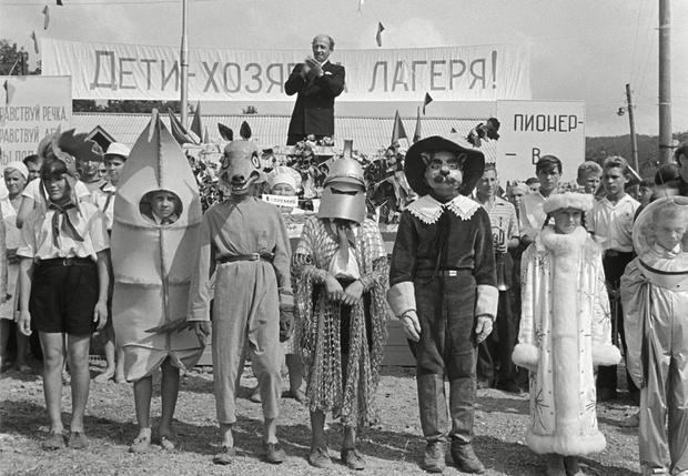 Фото №1 - Тест. Рос ли ты в СССР?