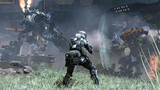 Фото №3 - Titanfall: лучшая игра про боевых роботов и паркур