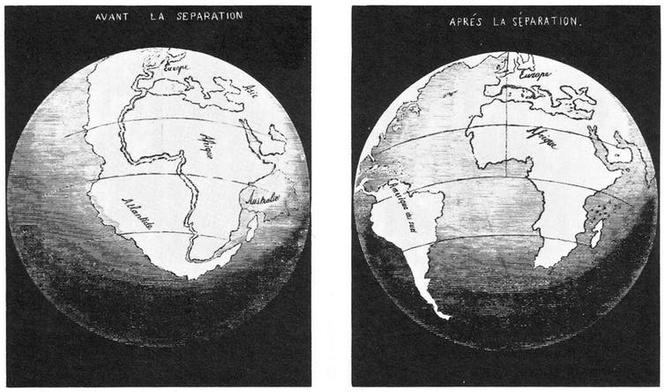 Африка треснула пополам