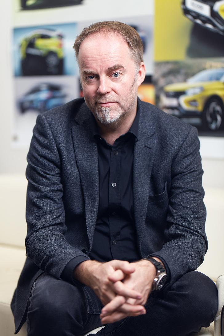 Фото №8 - Главный дизайнер Lada Стив Маттин отвечает на вопросы MAXIM!