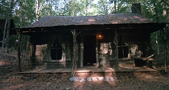 Дом, в котором проходили съемки