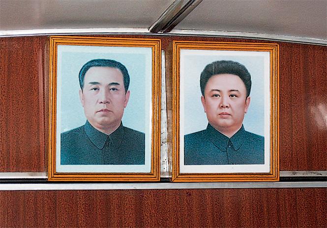 Портреты руководителей