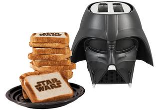 5 гаджетов для творческих лентяев: тостер Дарта Вейдера, многофункциональный вентилятор и другие чудеса техники