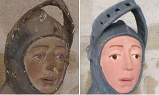 Святой Георг с похмелья — ещё один шедевр реставрации
