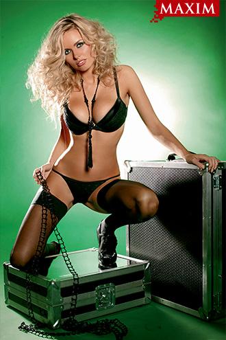Фото №3 - Литовская модель Агнешка Мотьеджунайте: «Главное мужское орудие соблазнения- красивое тренированное тело, безпивного живота исколиоза»