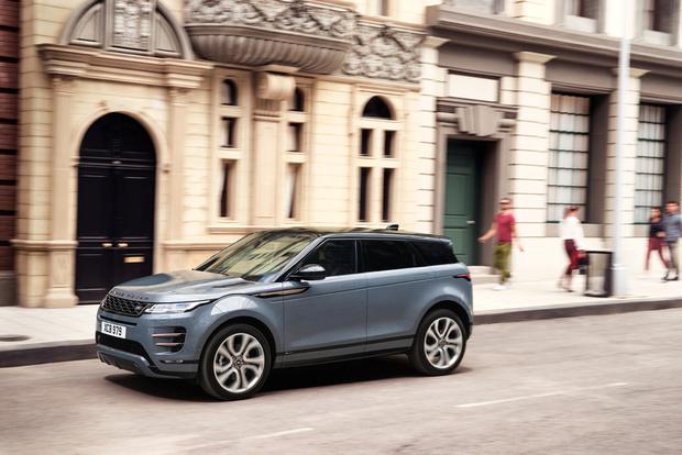 Фото №1 - Гламурно жить опять не запретили: представлен Range Rover Evoque второго поколения
